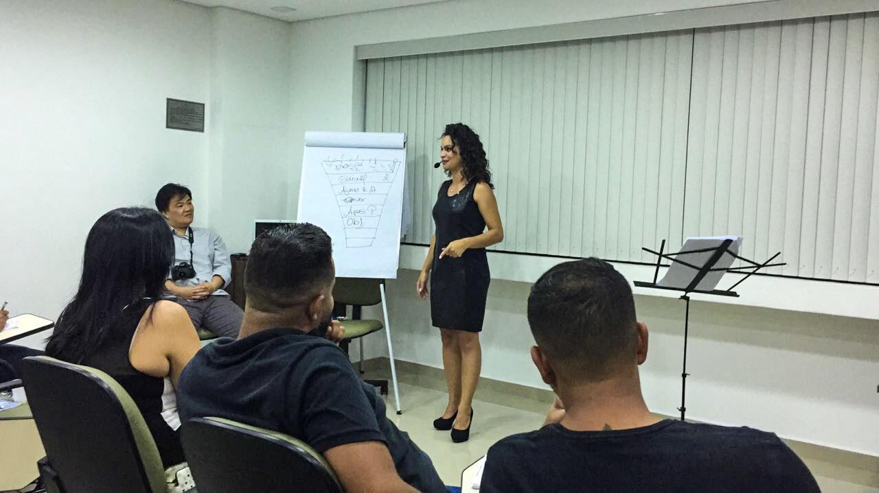 """Workshop """"Sou Empreendedor e Faço a Diferença"""" Agita Mogi das Cruzes"""
