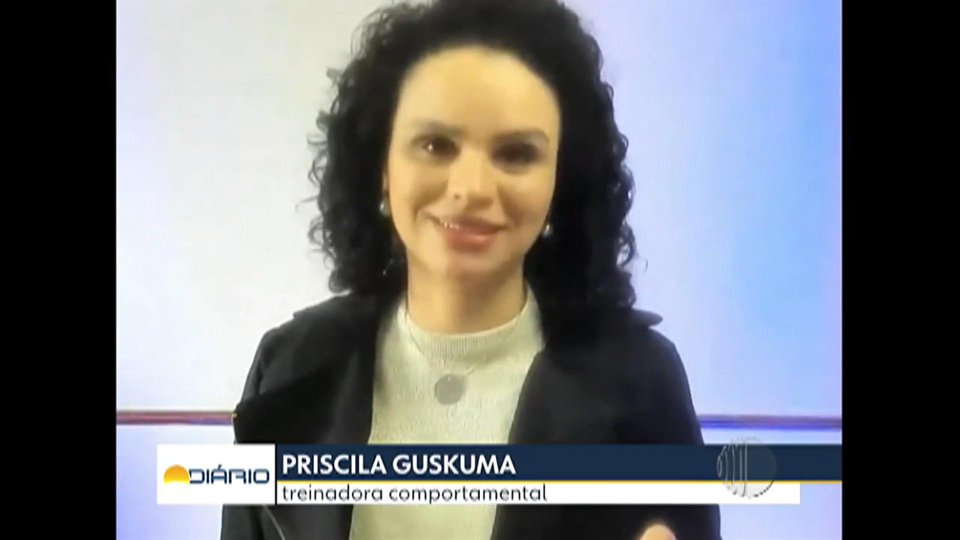 Entrevista TV Diário – Priscila Guskuma dá dicas para não cair em armadilhas da Black Friday