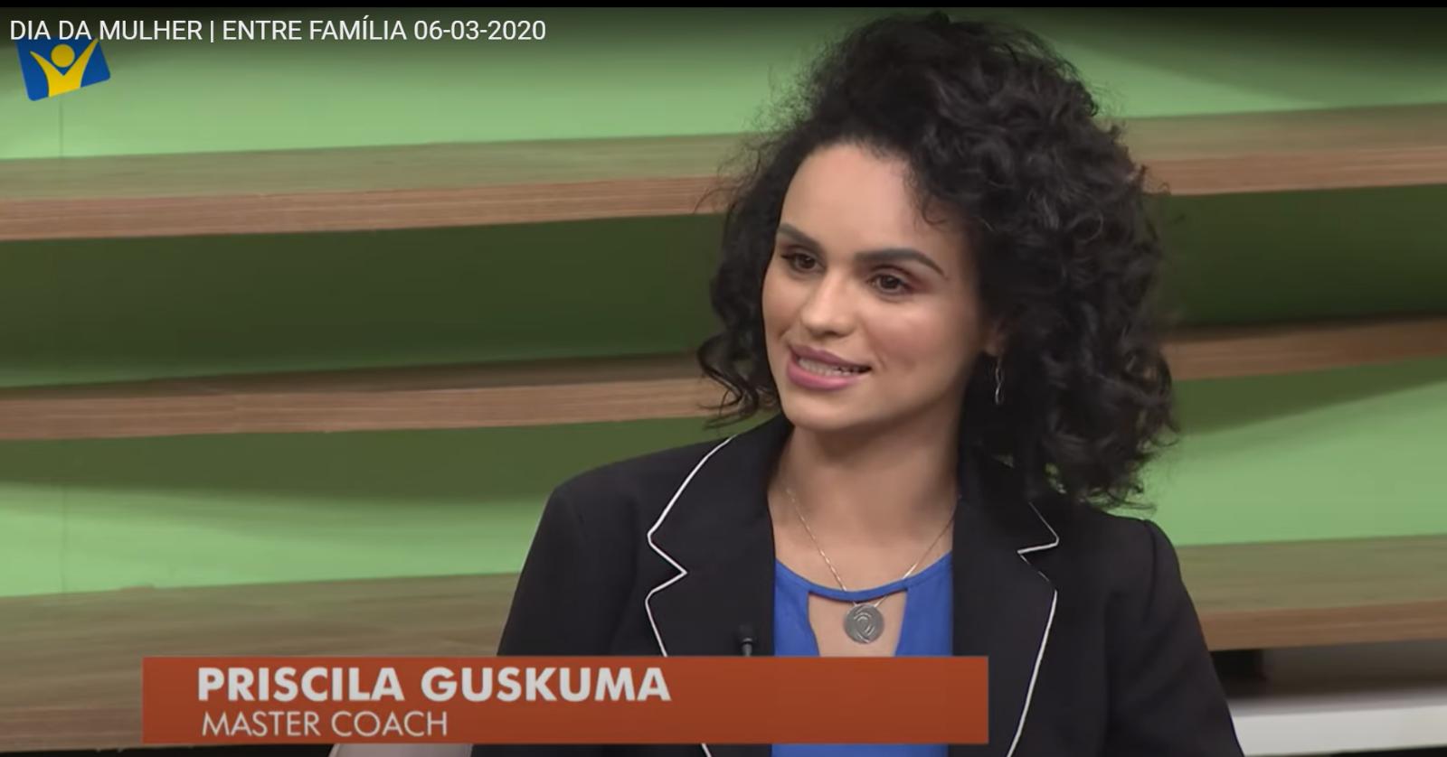 Dia da Mulher – entrevista Rede Novo Tempo